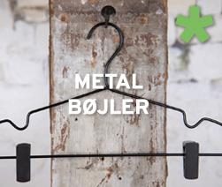 Metal bøjler